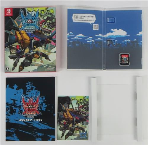 リーサルリーグ ブレイズ (Nintendo Switch版)