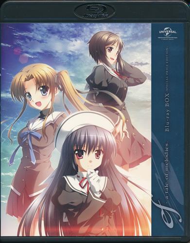 ef -a tale of melodies. Blu-ray BOX スペシャルプライス版