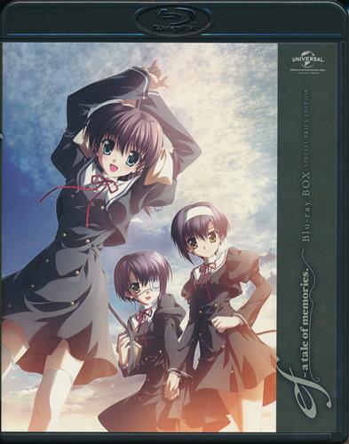 ef -a tale of memories. Blu-ray BOX スペシャルプライス版