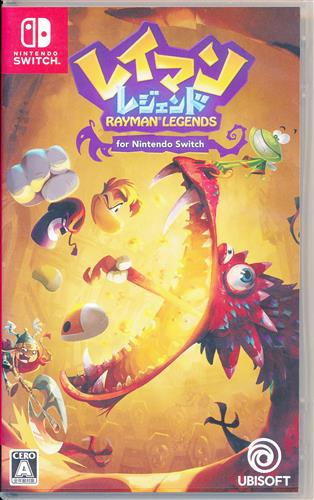 Rayman レジェンド for Nintendo Switch 【Nintendo Switch】