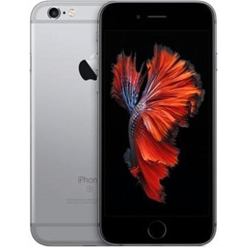 iPhone6S 4.7インチ 128GB スペースグレイ docomo SIMロック解除済 (MKQT2J/A)
