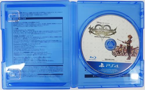 KINGDOM HEARTS Melody of Memory (PS4版)