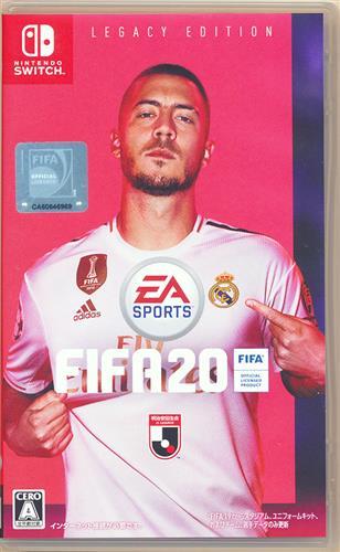 FIFA 20 Legacy Edition 【Nintendo Switch】