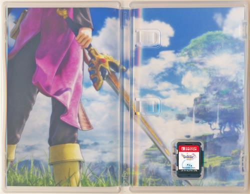 ドラゴンクエスト XI 過ぎ去りし時を求めて S (通常版) 【Nintendo Switch】