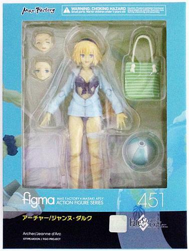 figma 451 Fate/Grand Order アーチャー/ジャンヌ・ダルク