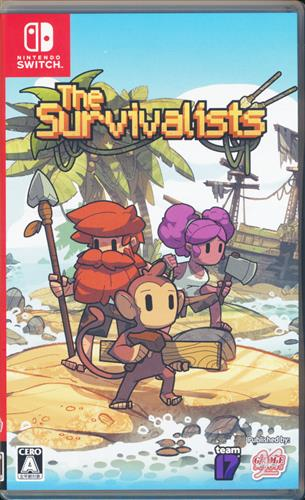 The Survivalists - ザ サバイバリスト - (Nintendo Switch版) 【Nintendo Switch】