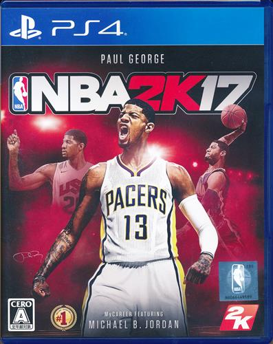 NBA 2K 17 (PS4版)