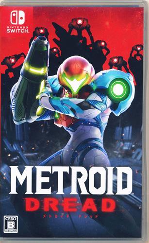 METROID DREAD (通常版) 【Nintendo Switch】