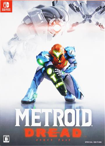 METROID DREAD SPECIAL EDITION 【Nintendo Switch】