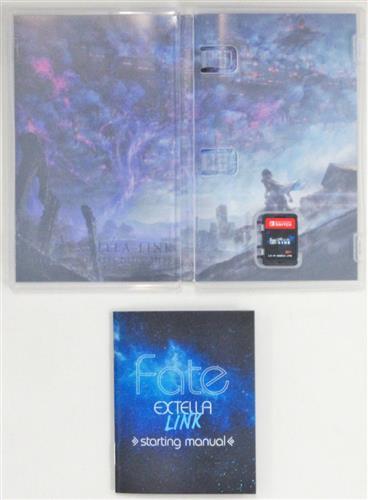 Fate/EXTELLA LINK (Nintendo Switch版)