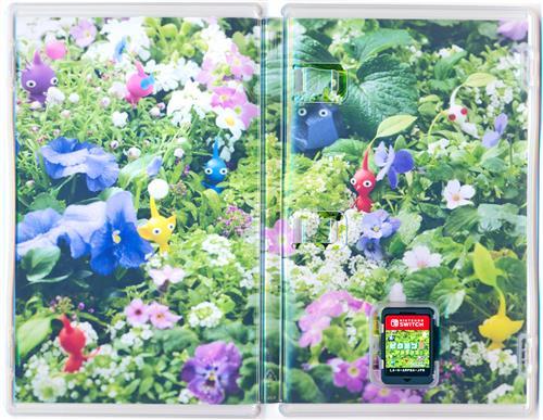 ピクミン 3 デラックス 【Nintendo Switch】