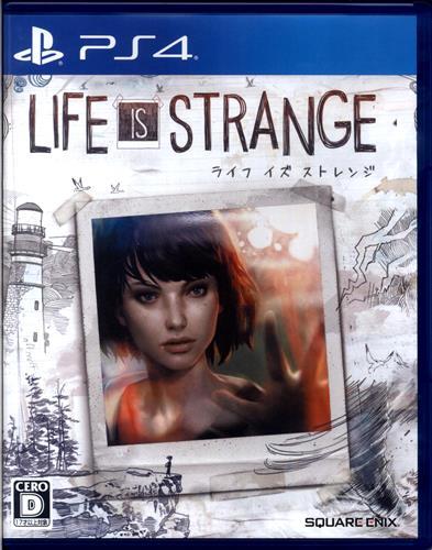 Life Is Strange 【PS4】