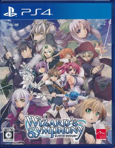 Wizard's Symphony (PS4版)