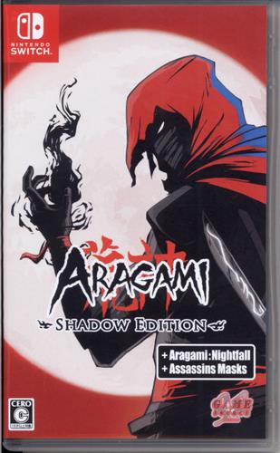 Aragami:Shadow Edition
