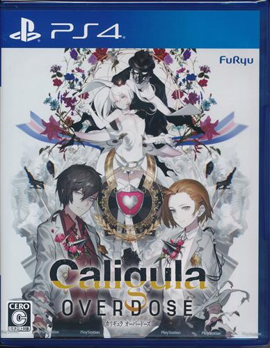 Caligula Overdose 【PS4】