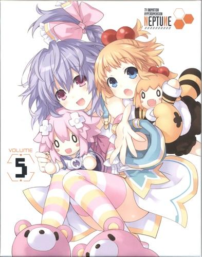 超次元ゲイム ネプテューヌ VOLUME 5