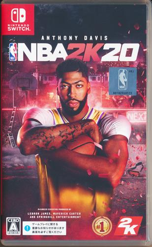 NBA 2K 20 (Nintendo Switch版)