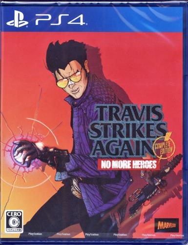 Travis Strikes Again:No More Heroes Complete Edition 【PS4】