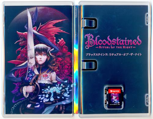Bloodstained:Ritual of the Night (Nintendo Switch版)