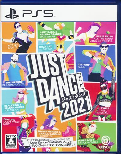 ジャストダンス2021 (PS5版) 【PS5】