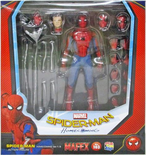 MAFEX No.103 スパイダーマン SPIDER-MAN(HOMECOMMING Ver.1.5)