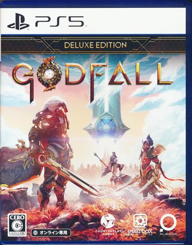 Godfall Deluxe Edition 【PS5】