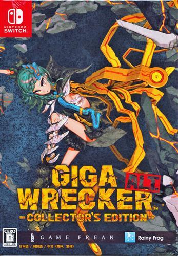 GIGA WRECKER ALT. コレクターズエディション 【Nintendo Switch】