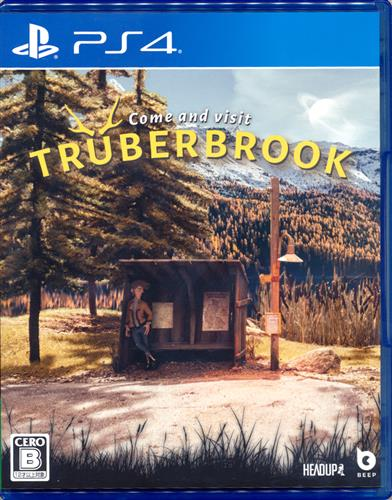 Truberbrook (PS4版) 【PS4】