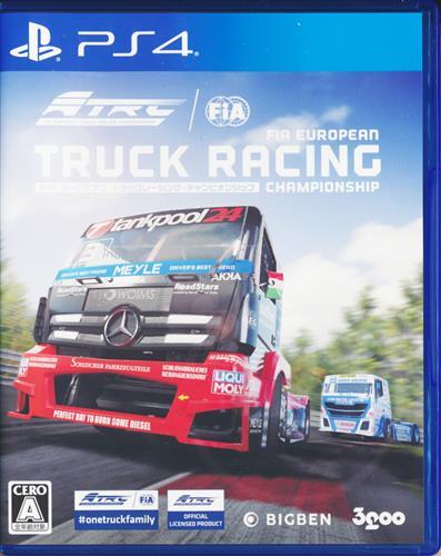 FIA ヨーロピアン・トラックレーシング・チャンピオンシップ (PS4版)