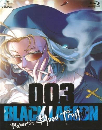 BLACK LAGOON Roberta's Blood Trail 003 初回版