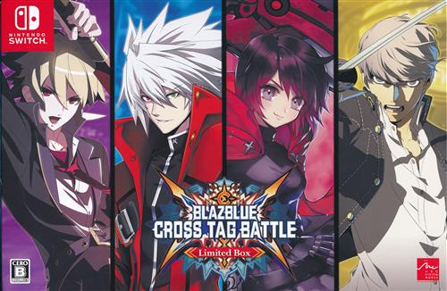 BLAZBLUE CROSS TAG BATTLE Limited Box (Nintendo SwitcH版)