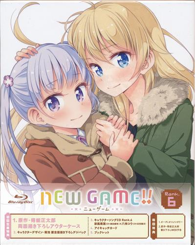 NEW GAME!! Rank.6