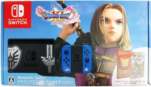 Nintendo Switch ドラゴンクエスト XI S ロトエディション