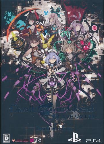 DeAtH end re;Quest DeAtH end BOX 【PS4】