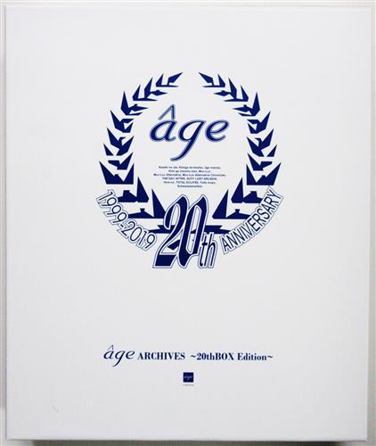 """ageアーカイブス~20thBOX Edition~border=0"""""""