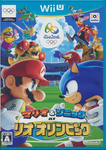 マリオ&ソニック AT リオオリンピック (Wii U版)