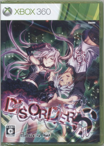 DISORDER 6 (通常版) (XBox360版)