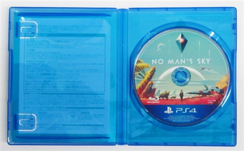 No Man's Sky 【PS4】