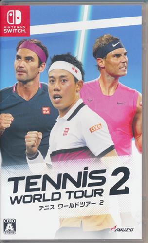 テニス ワールドツアー 2 (Nintendo Switch版)