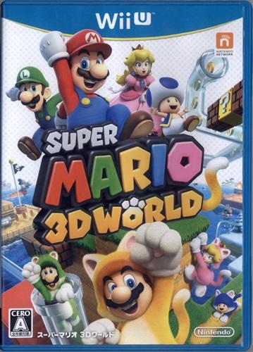 スーパーマリオ 3Dワールド 【Wii U】