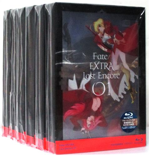 Fate/EXTRA Last Encore 完全生産限定版 全6巻セット