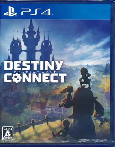 DESTINY CONNECT (PS4版)