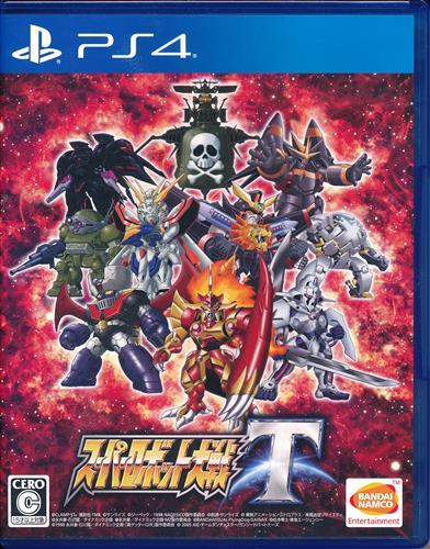 スーパーロボット大戦T (通常版) (PS4版)