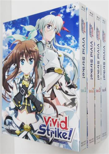 ViVid Strike! 全4巻セット