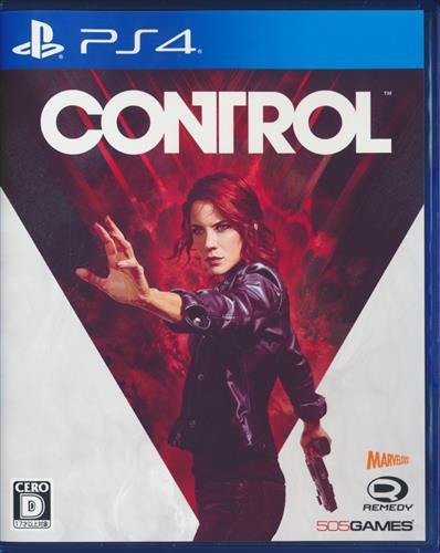 CONTROL 【PS4】