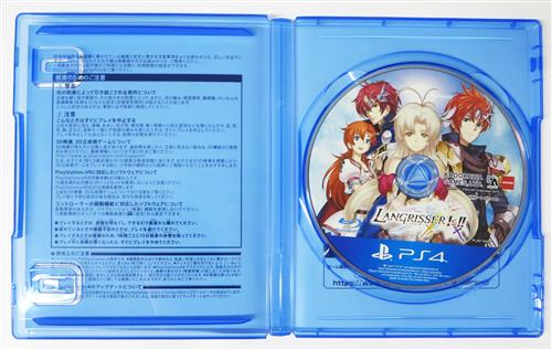 ラングリッサー I&II (通常版) (PS4版)
