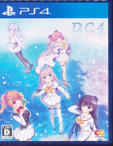 D.C.4 ~ダ・カーポ4~ (通常版) (PS4版)