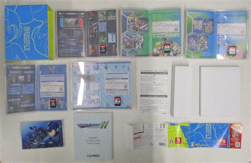 ロックマン&ロックマンX 5in1 スペシャルBOX (Nintendo Switch版)
