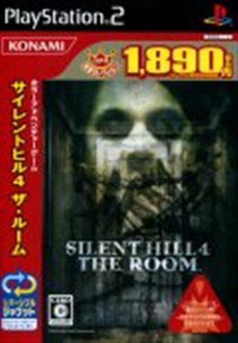 SILENT HILL 4 THE ROOM コナミ殿堂セレクション 【PS2】