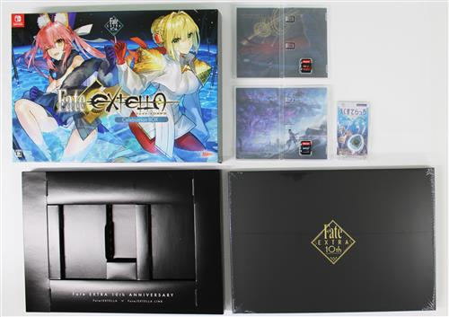 Fate/EXTELLA Celebration BOX for Nintendo Switch 【Nintendo Switch】